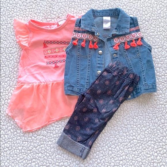Little Lass 3 piece outfit